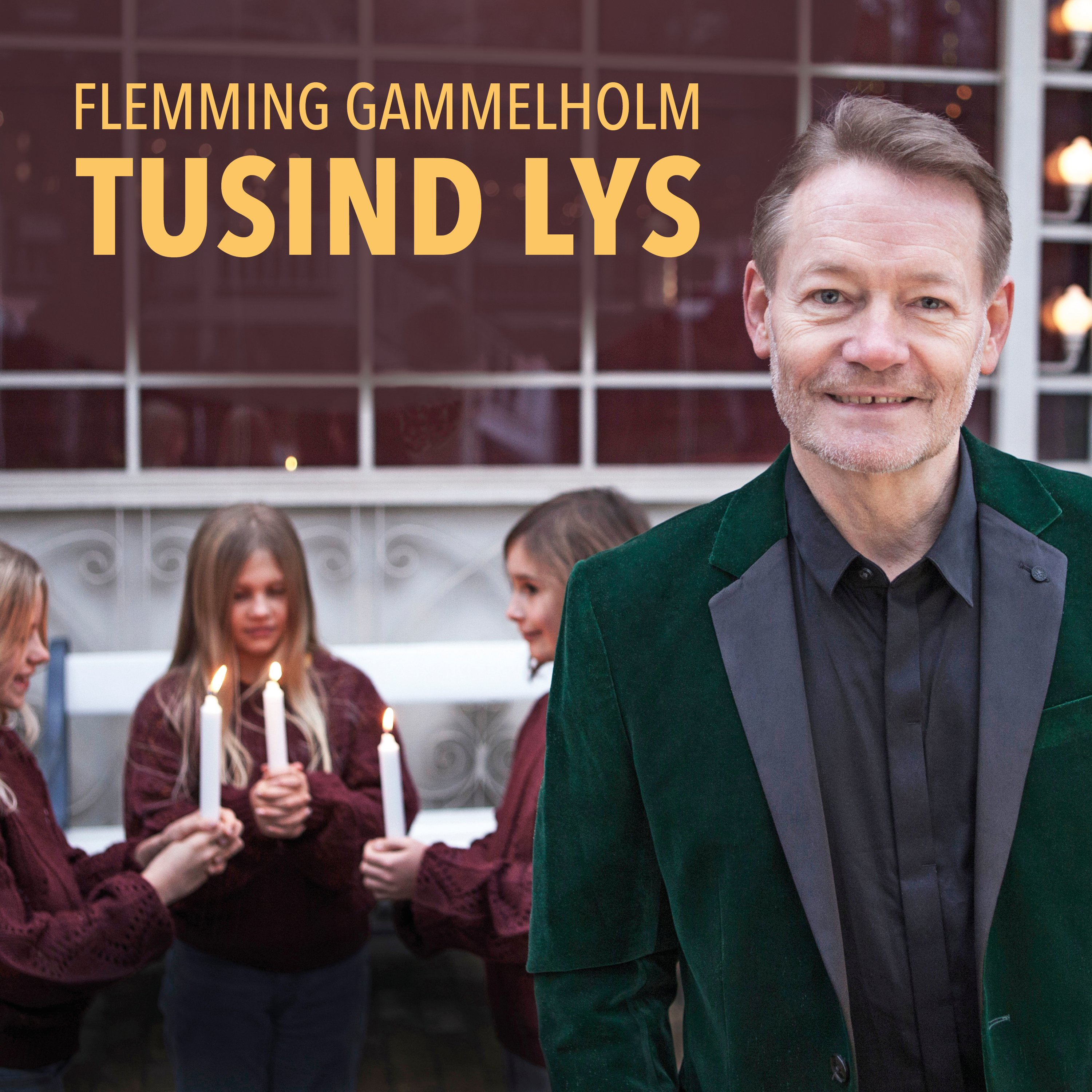 Cover Flemming Gammelholm - Tusind Lys